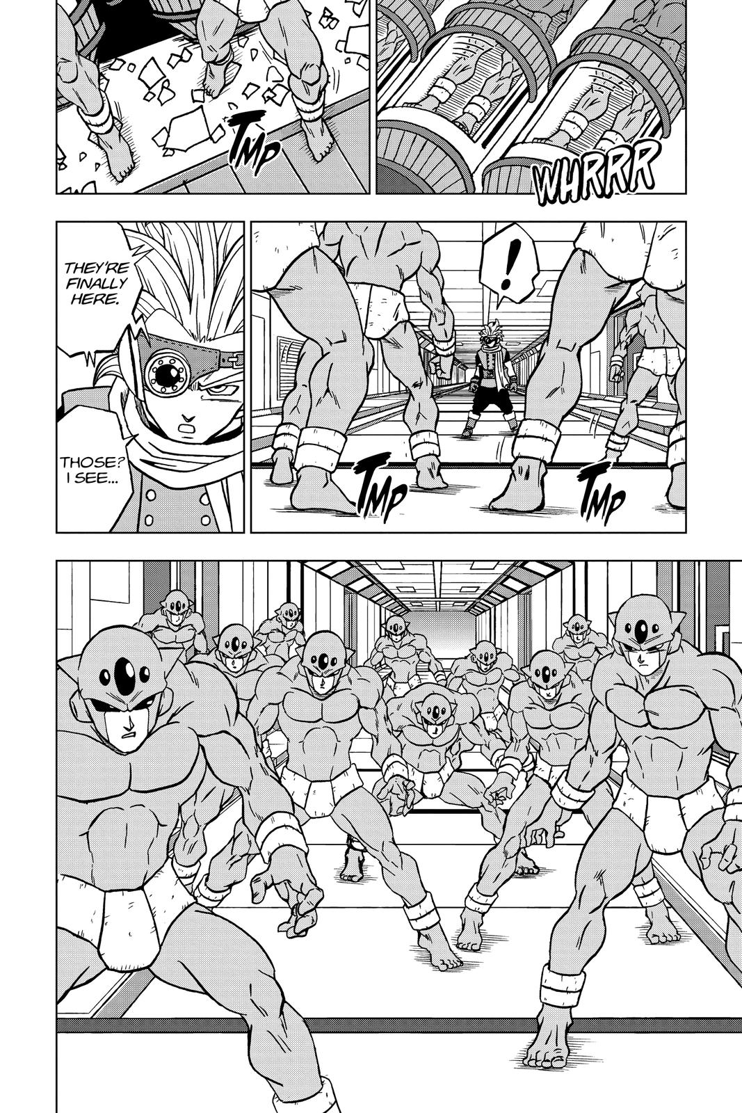 Dragon Ball Super Chapter 67 Page 40