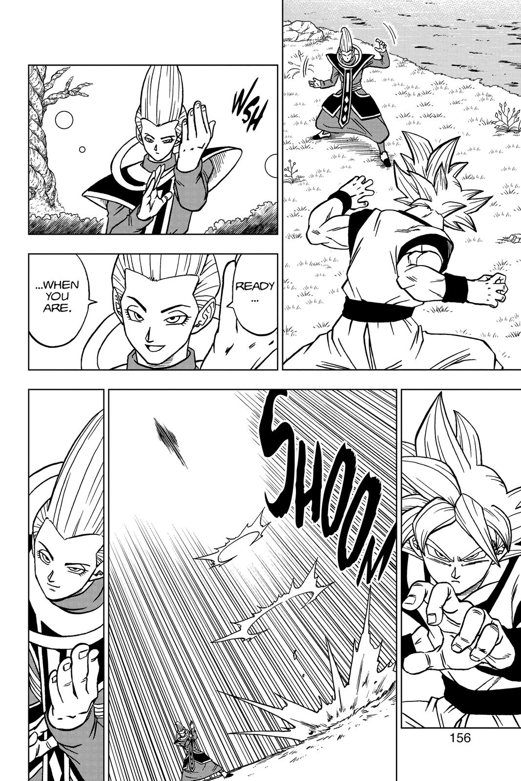 Dragon Ball Super Chapter 68 Page 12