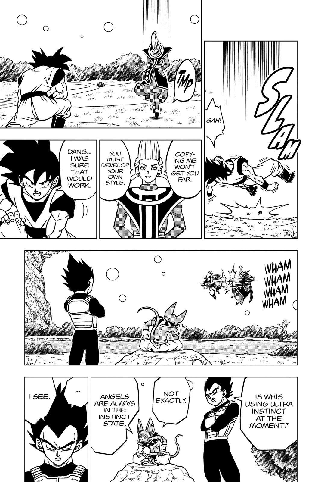 Dragon Ball Super Chapter 68 Page 17