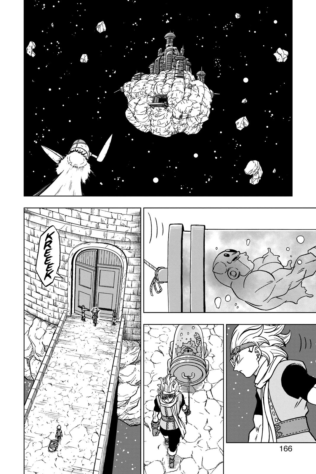Dragon Ball Super Chapter 68 Page 22