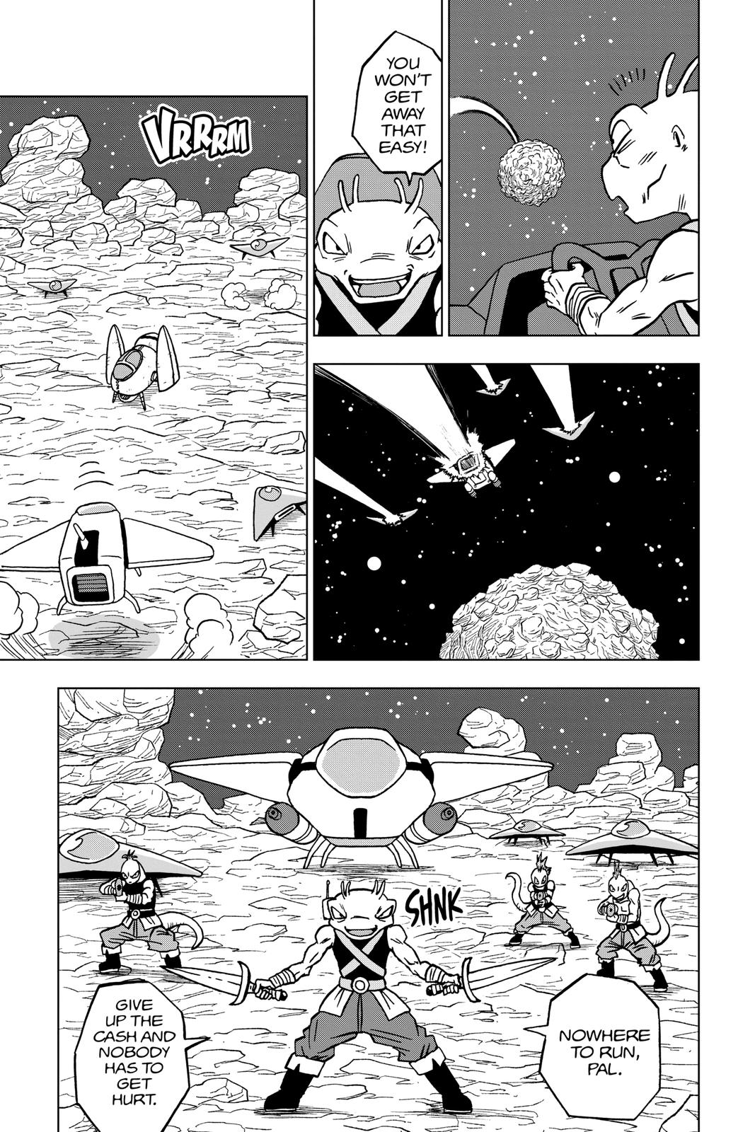 Dragon Ball Super Chapter 68 Page 39