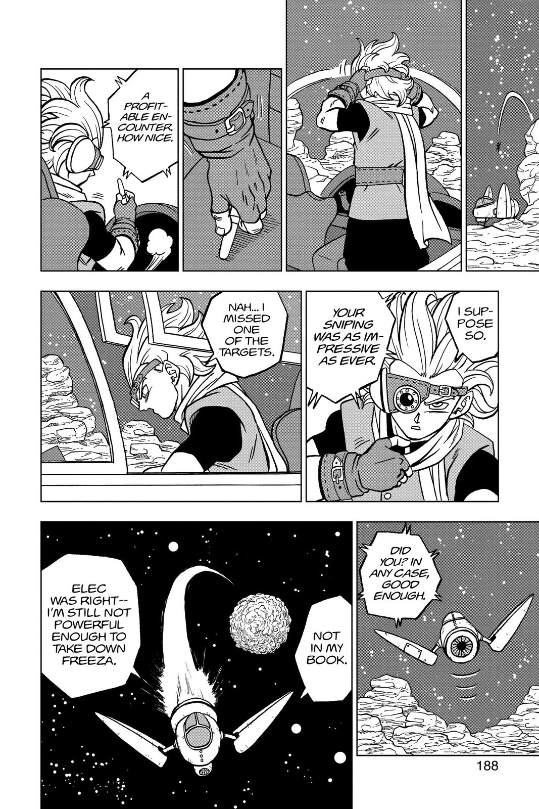 Dragon Ball Super Chapter 68 Page 44