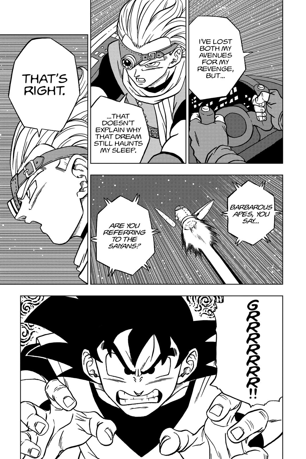 Dragon Ball Super Chapter 68 Page 7