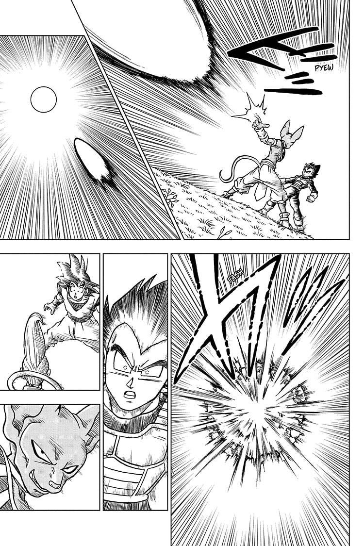 Dragon Ball Super Chapter 69 Page 11