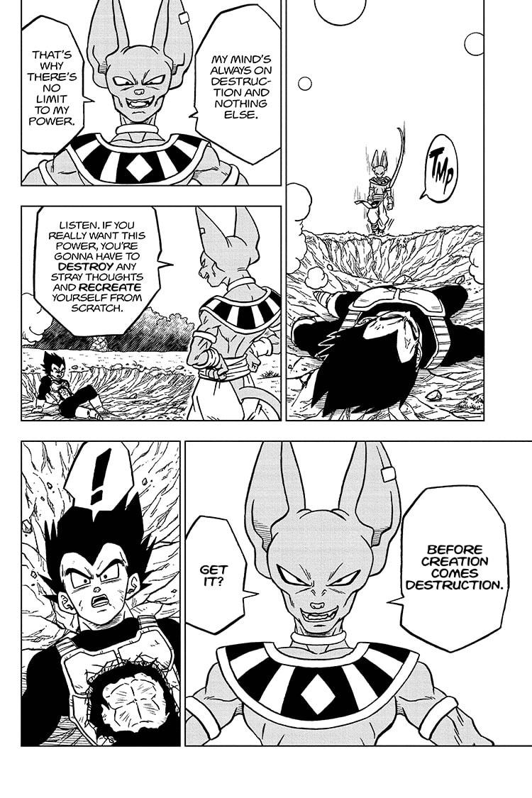 Dragon Ball Super Chapter 69 Page 26