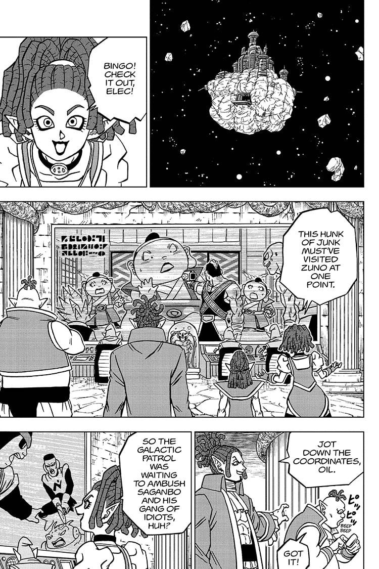 Dragon Ball Super Chapter 69 Page 27
