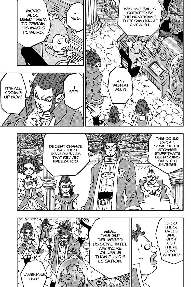 Dragon Ball Super Chapter 69 Page 29