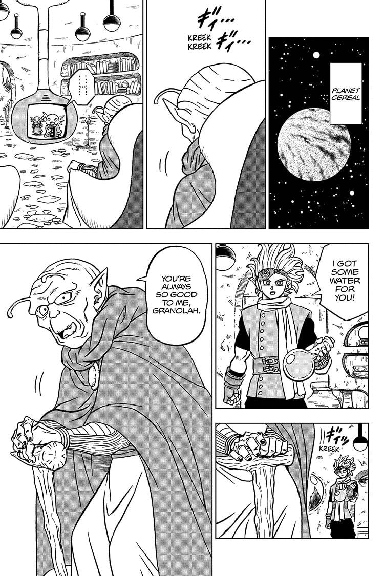 Dragon Ball Super Chapter 69 Page 31