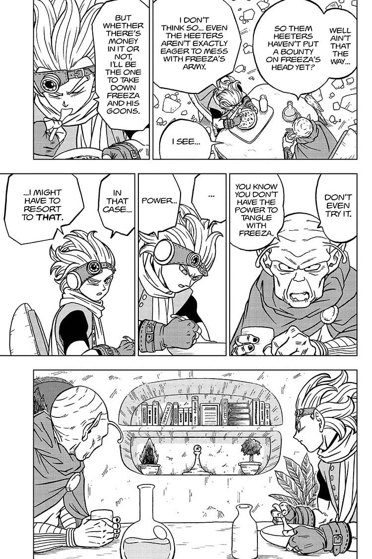 Dragon Ball Super Chapter 69 Page 33