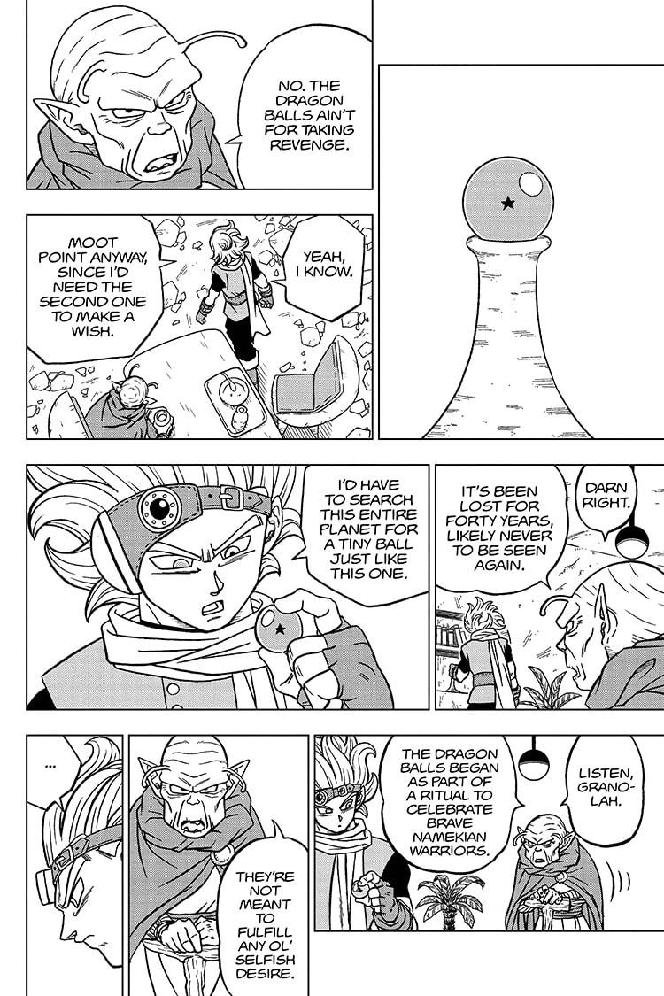 Dragon Ball Super Chapter 69 Page 34