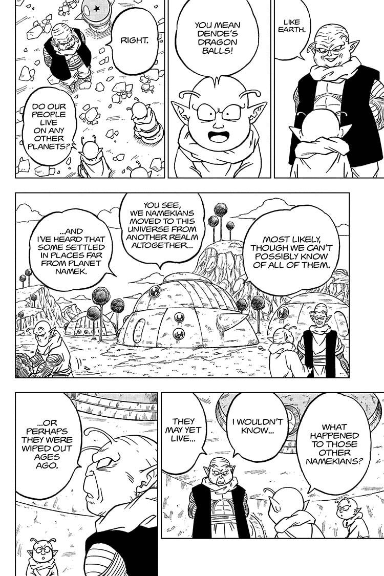 Dragon Ball Super Chapter 69 Page 36