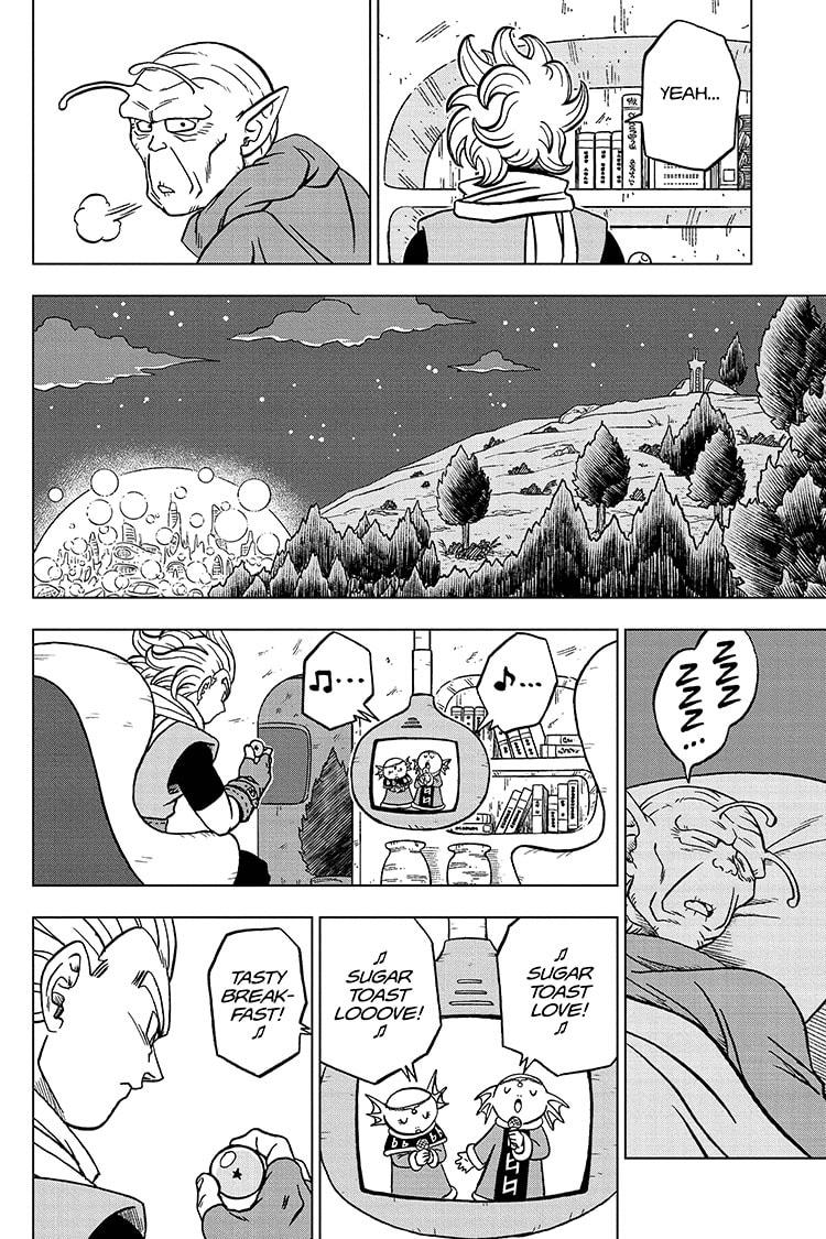 Dragon Ball Super Chapter 69 Page 38