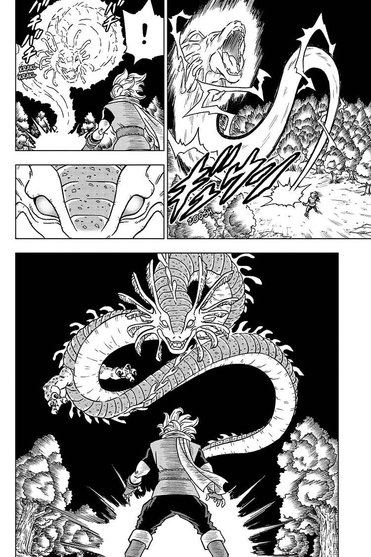 Dragon Ball Super Chapter 69 Page 44