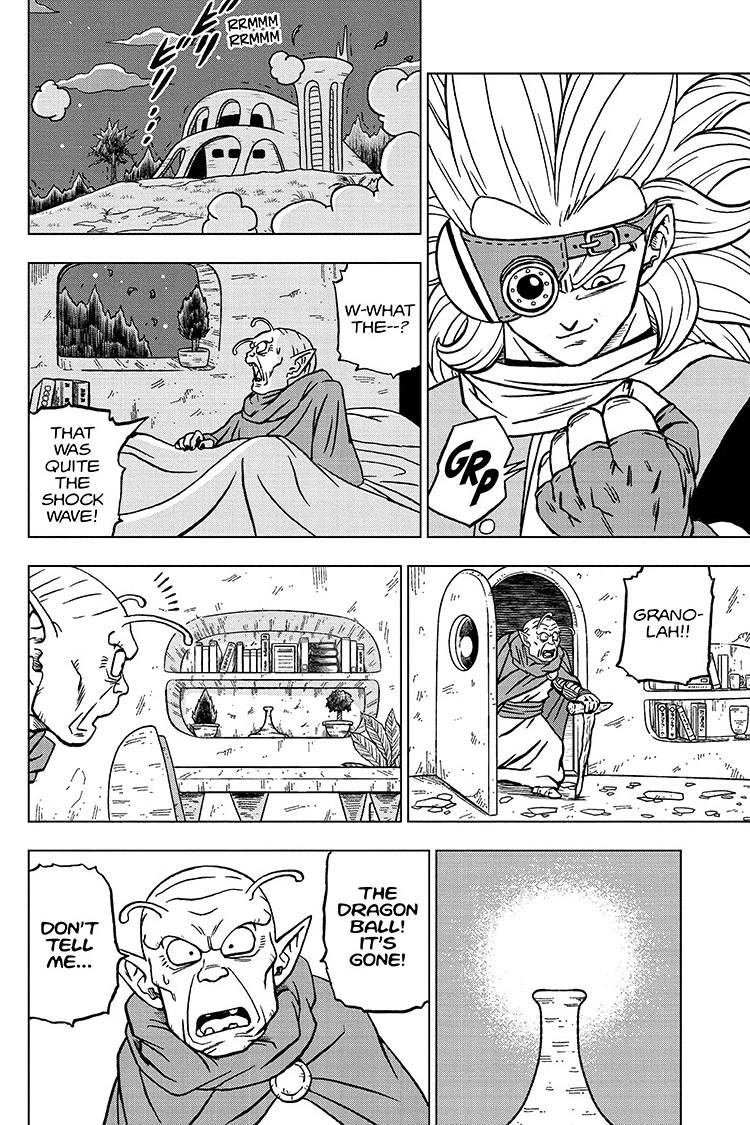Dragon Ball Super Chapter 70 Page 12