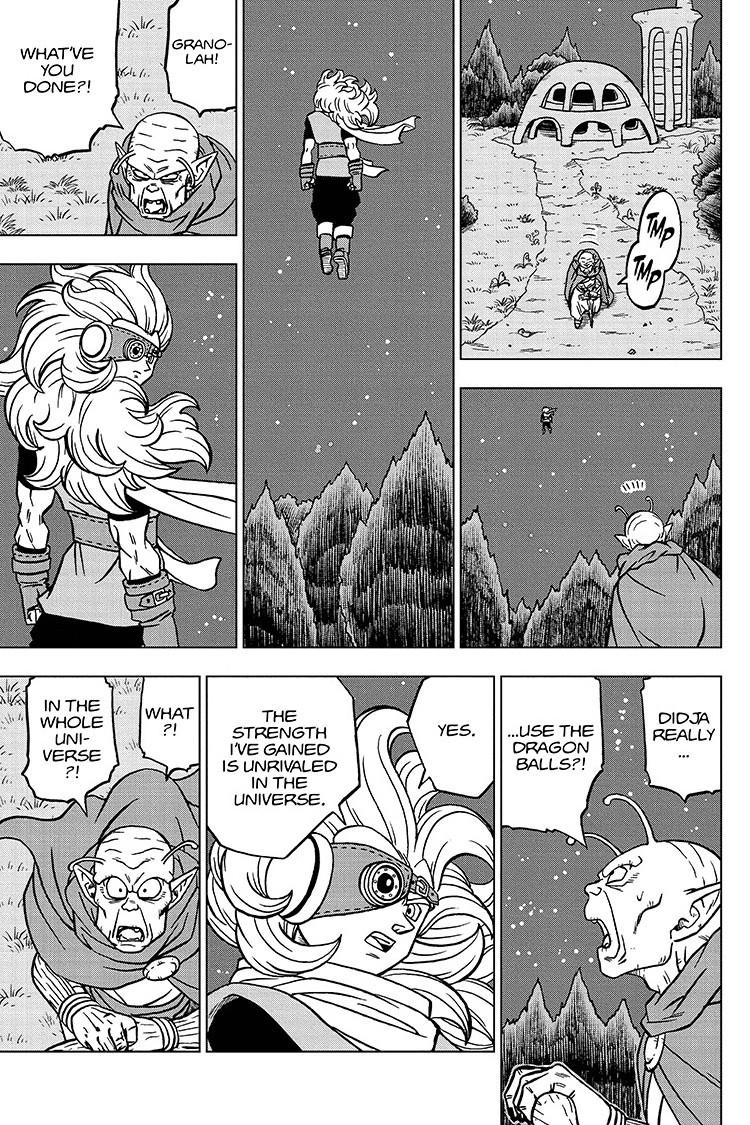 Dragon Ball Super Chapter 70 Page 13