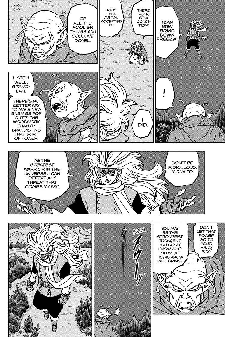 Dragon Ball Super Chapter 70 Page 14