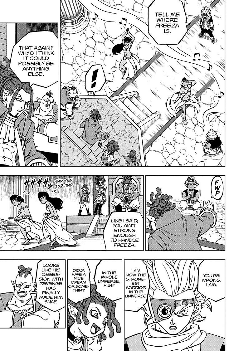 Dragon Ball Super Chapter 70 Page 19