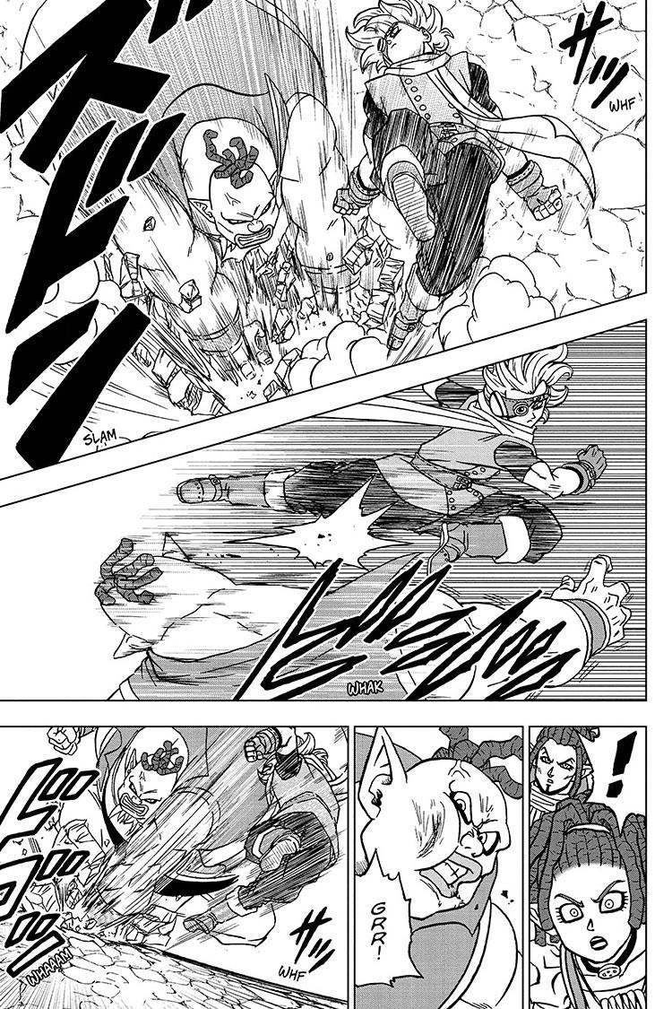 Dragon Ball Super Chapter 70 Page 25