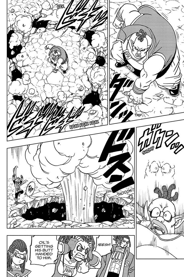Dragon Ball Super Chapter 70 Page 28