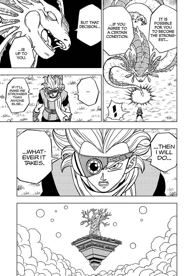 Dragon Ball Super Chapter 70 Page 3