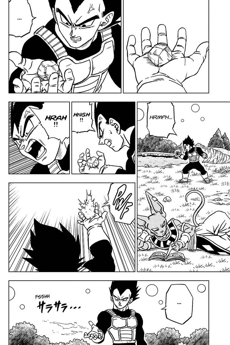Dragon Ball Super Chapter 70 Page 4
