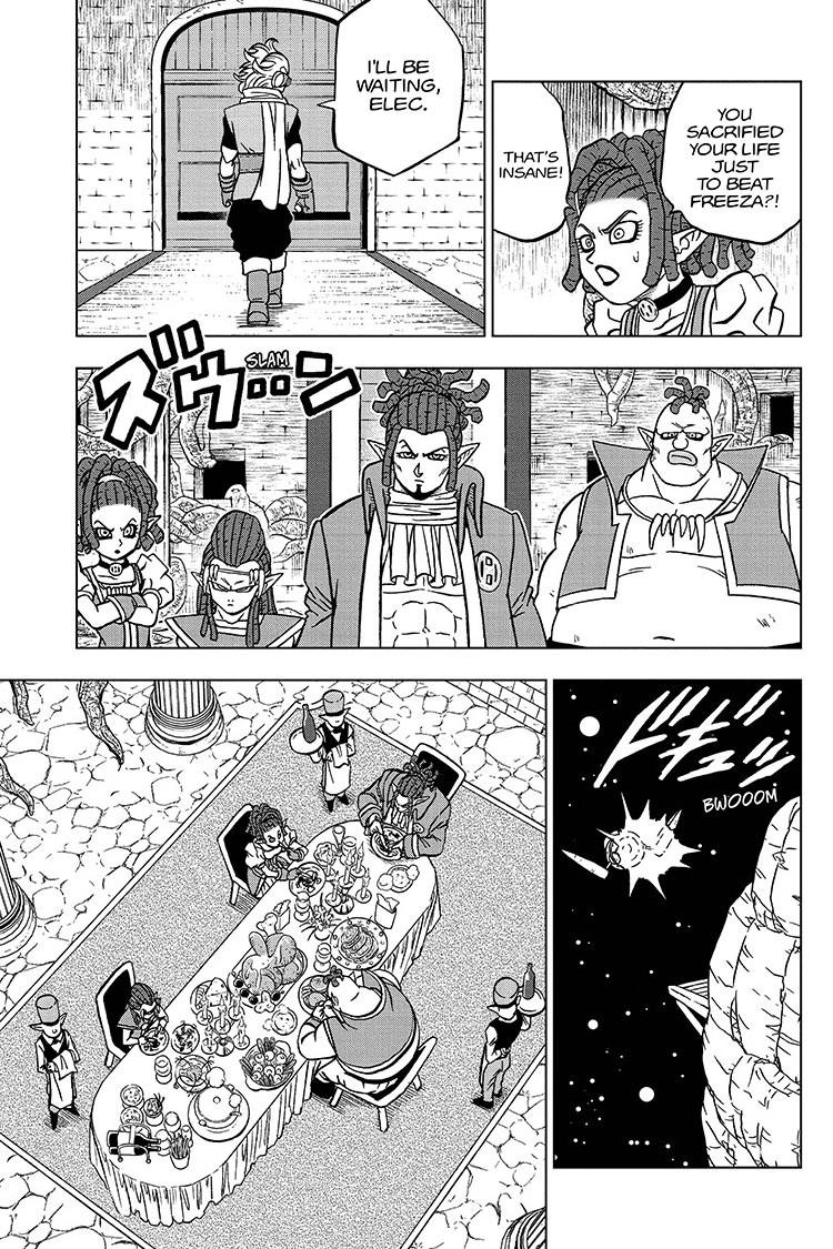 Dragon Ball Super Chapter 70 Page 41