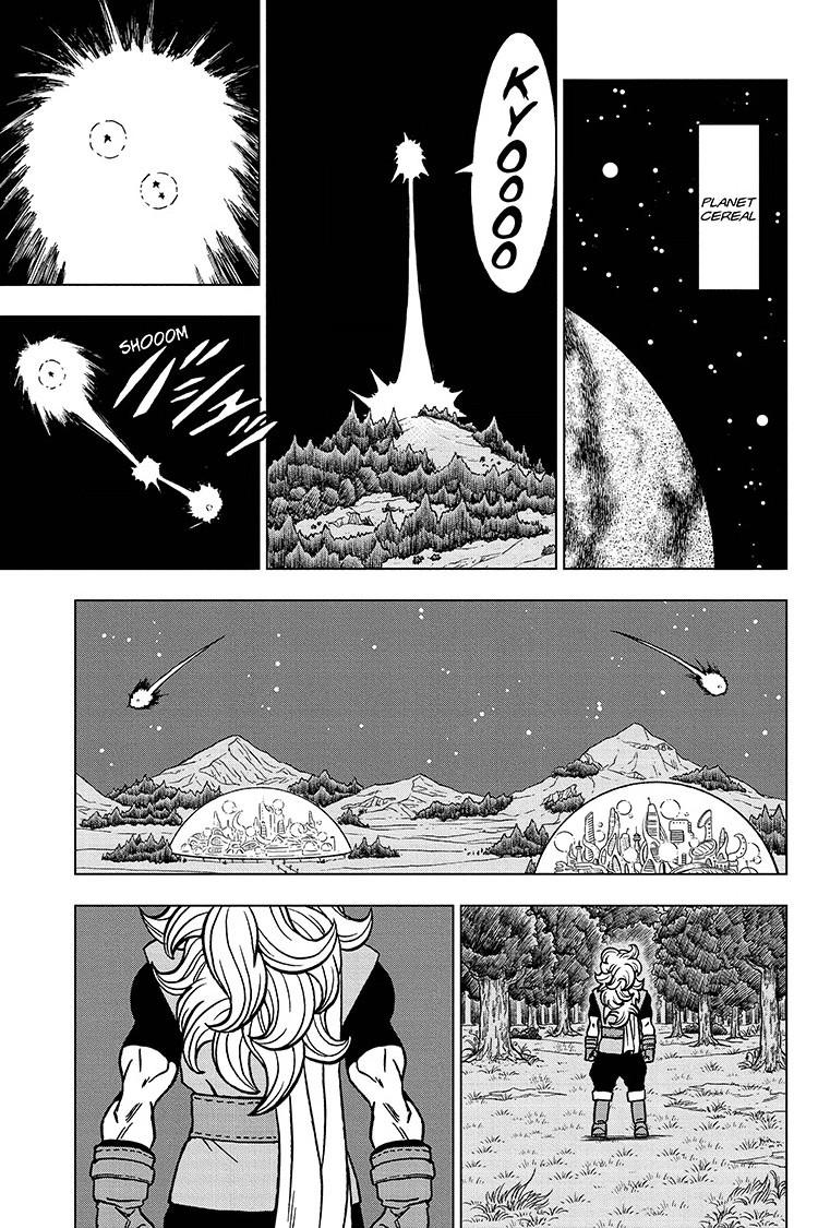 Dragon Ball Super Chapter 70 Page 9