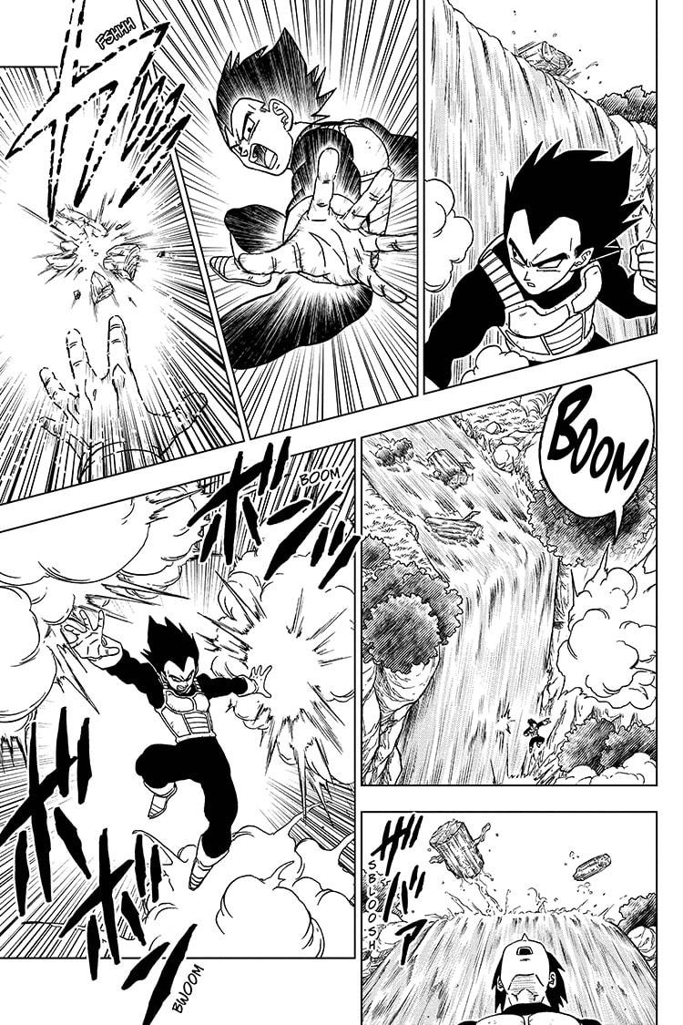 Dragon Ball Super Chapter 71 Page 21