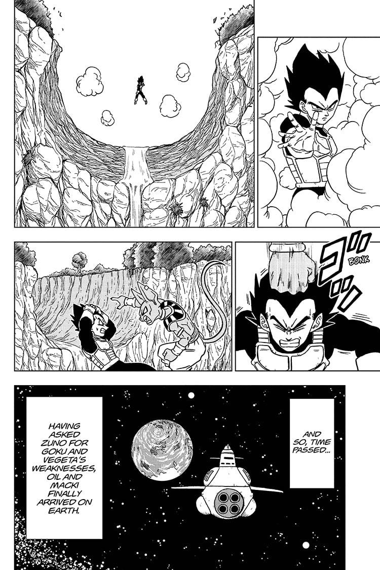 Dragon Ball Super Chapter 71 Page 24