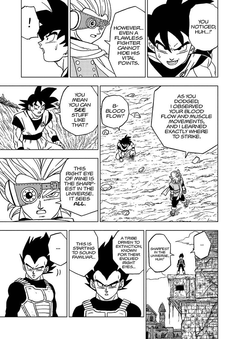 Dragon Ball Super Chapter 72 Page 35