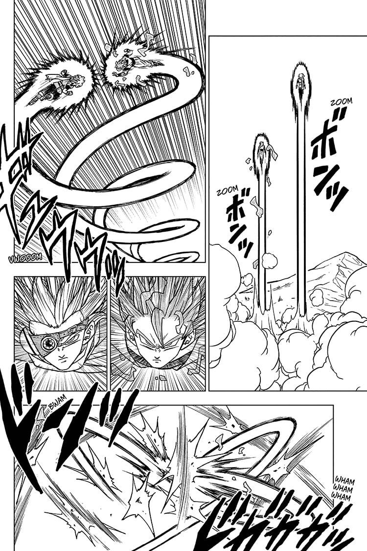 Dragon Ball Super Chapter 72 Page 44