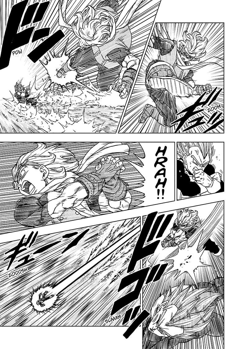 Dragon Ball Super Chapter 74 Page 15