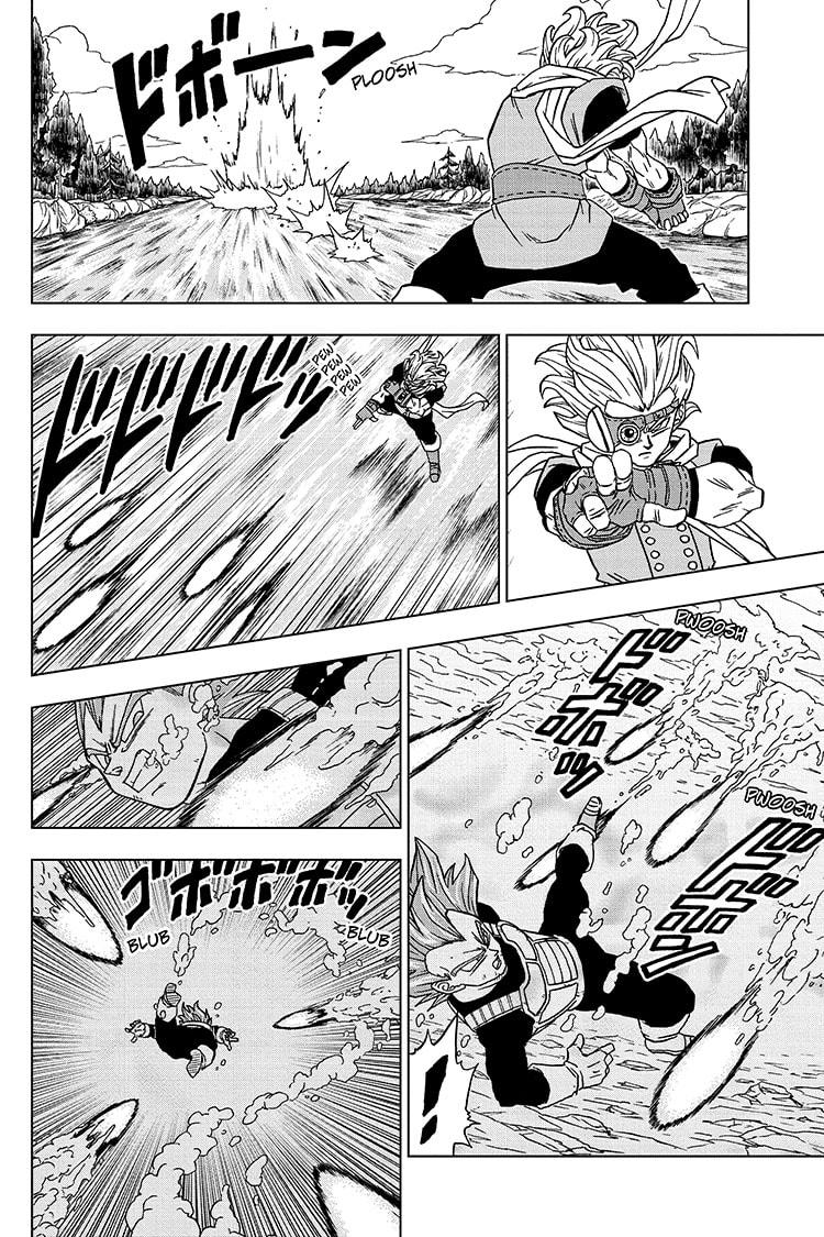 Dragon Ball Super Chapter 74 Page 16