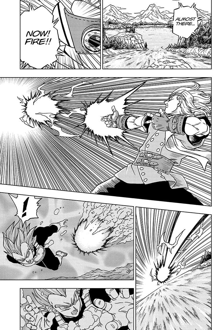 Dragon Ball Super Chapter 74 Page 21
