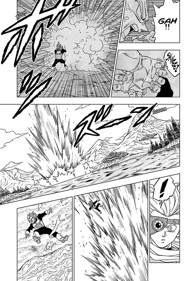 Dragon Ball Super Chapter 74 Page 23