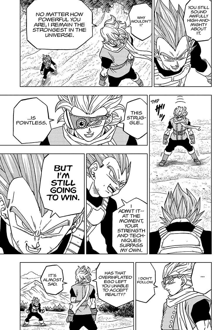 Dragon Ball Super Chapter 74 Page 25