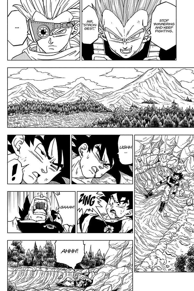 Dragon Ball Super Chapter 74 Page 26