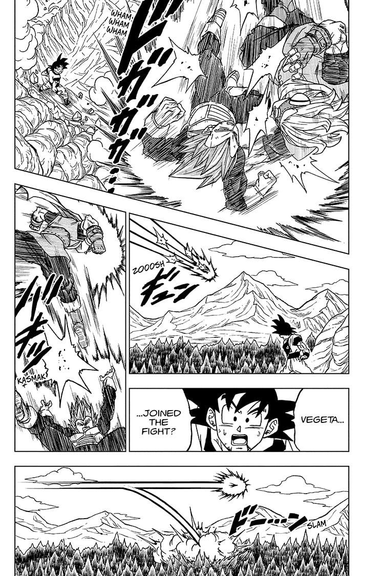 Dragon Ball Super Chapter 74 Page 28