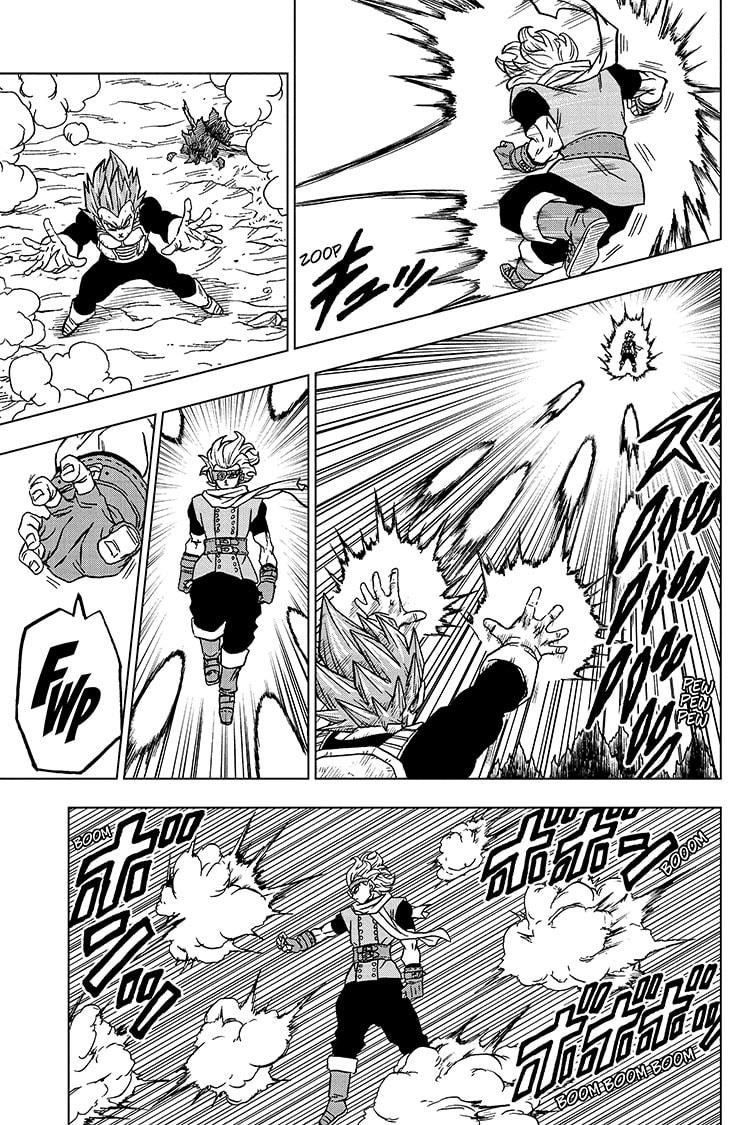 Dragon Ball Super Chapter 74 Page 29