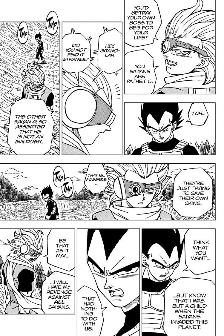 Dragon Ball Super Chapter 74 Page 3