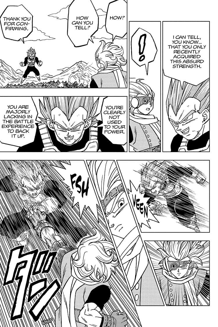 Dragon Ball Super Chapter 74 Page 33