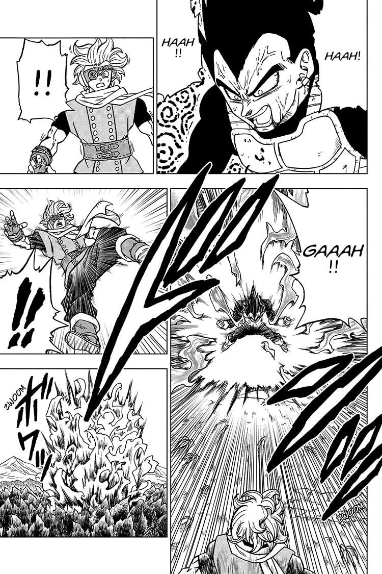 Dragon Ball Super Chapter 74 Page 41