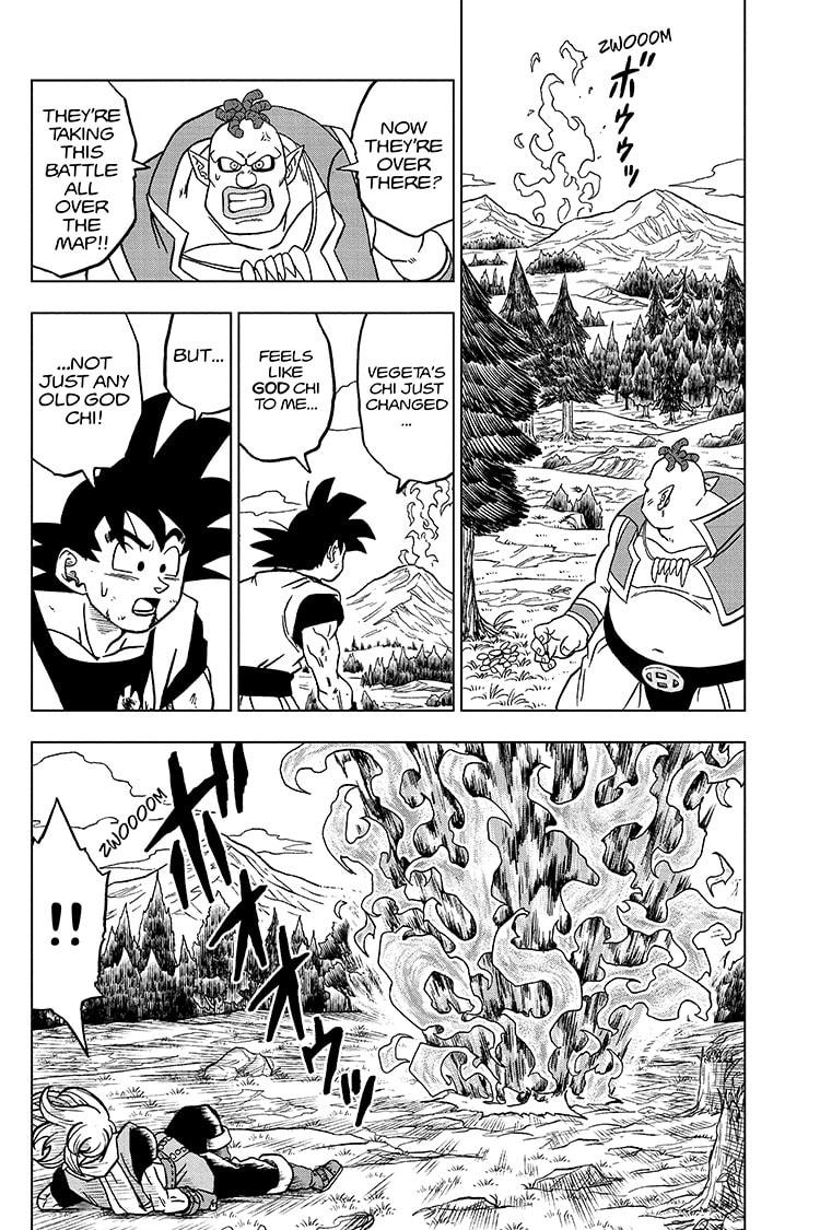 Dragon Ball Super Chapter 74 Page 42
