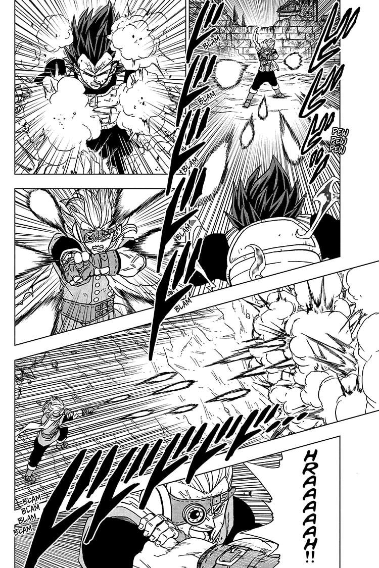 Dragon Ball Super Chapter 75 Page 14