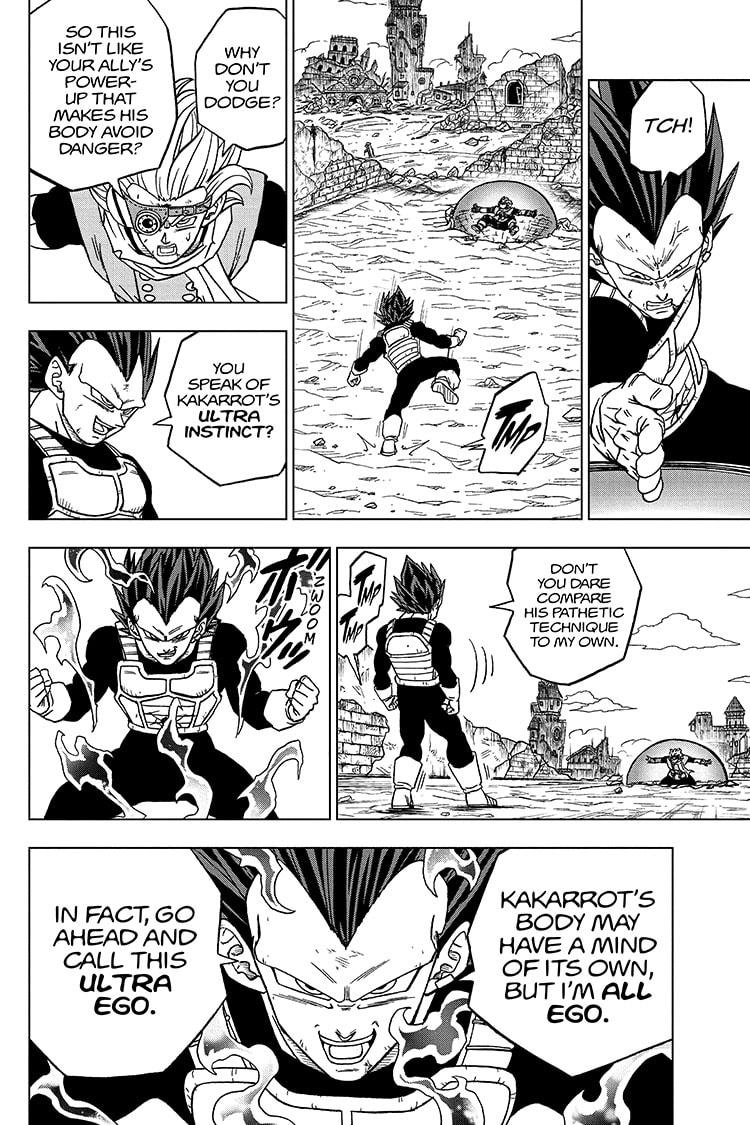 Dragon Ball Super Chapter 75 Page 16