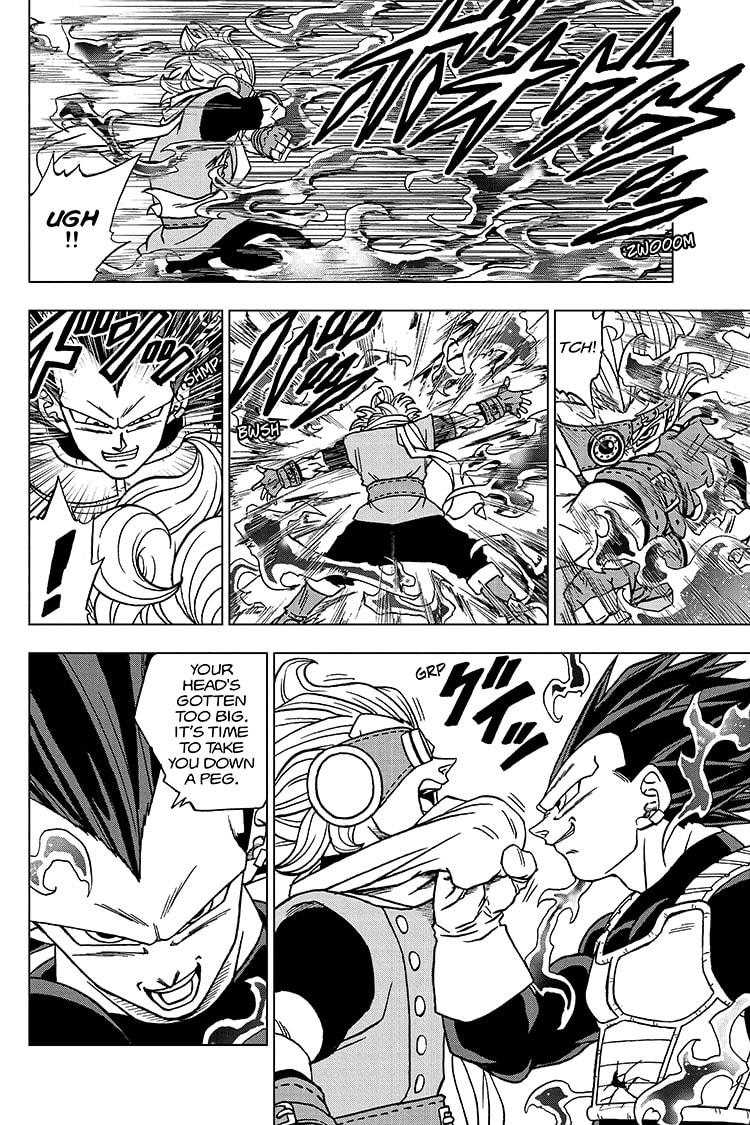 Dragon Ball Super Chapter 75 Page 2