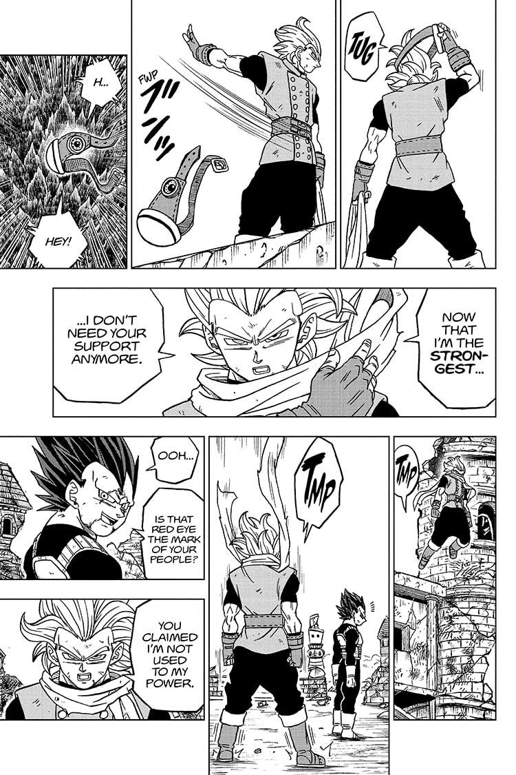 Dragon Ball Super Chapter 75 Page 23