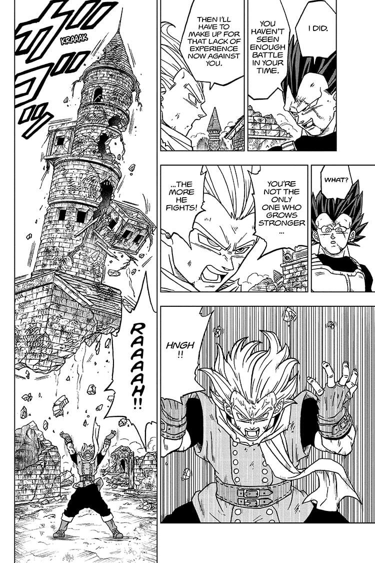 Dragon Ball Super Chapter 75 Page 24
