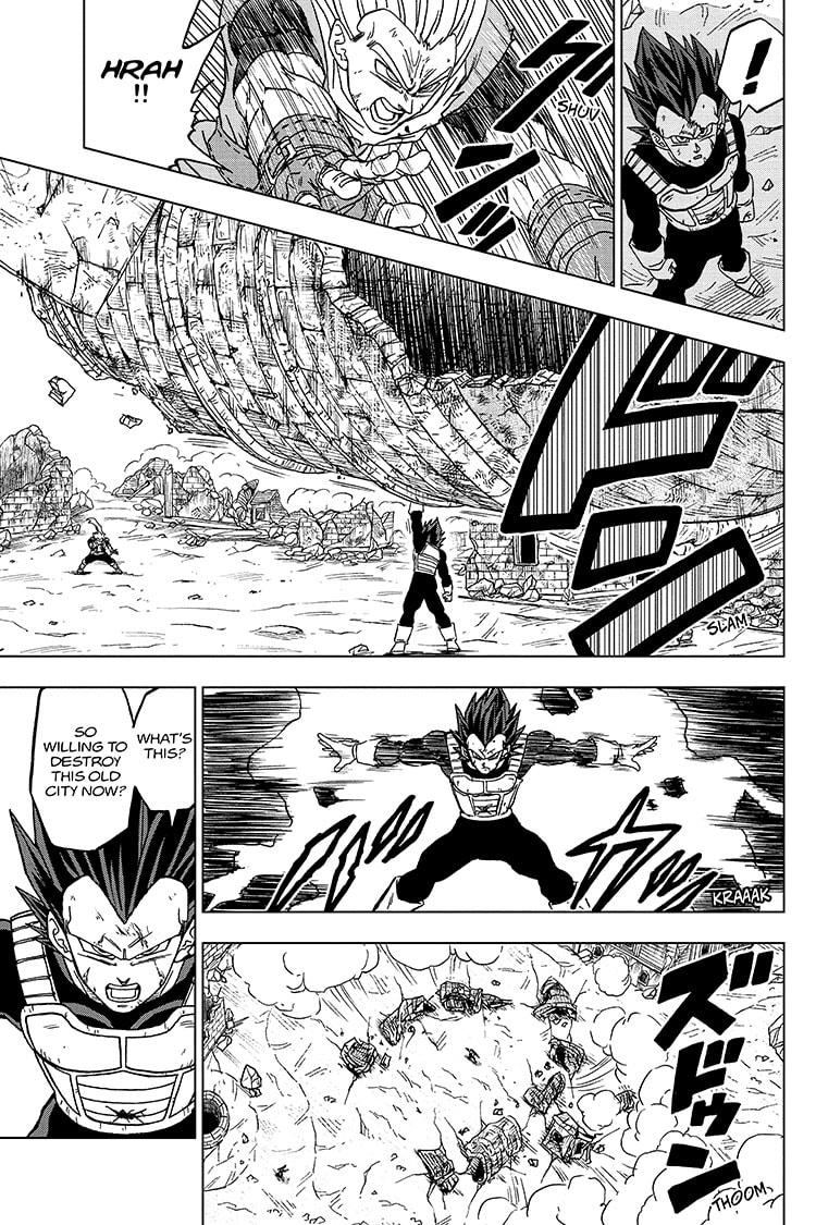 Dragon Ball Super Chapter 75 Page 25