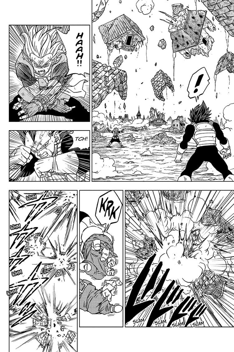 Dragon Ball Super Chapter 75 Page 26